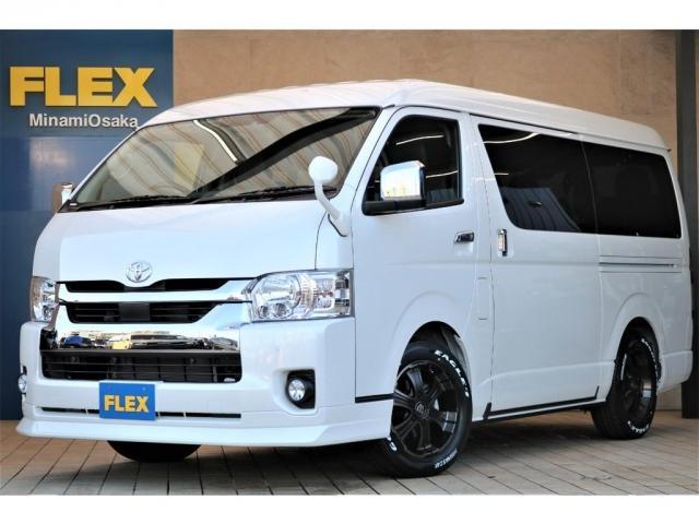 トヨタ GL パーキングサポート FLEXオリジナルシートアレンジ ベッドキット フローリング テーブルキット ツインモニター