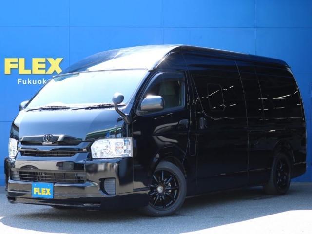 トヨタ SロングワイドDX Black Custom