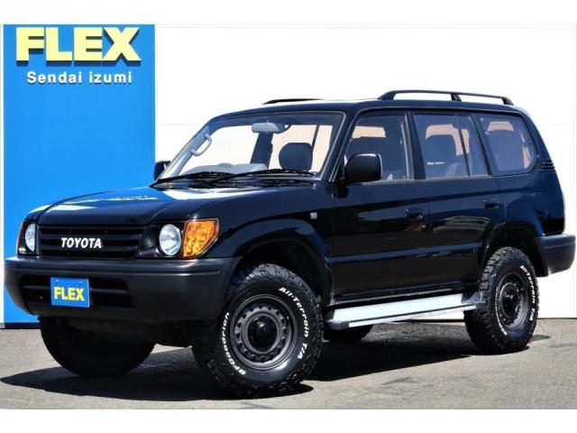 トヨタ TX TX 1KZ3000ccディーゼルターボ 5速マニュアルミッション 丸目&ナローボディー換装 NEWペイント DEANコロラド16AW&BFグッドリッチKO2 レンズ全換装 シートカバー