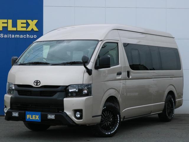トヨタ DX ワイド スーパーロング GLパッケージ オフロードパッケージ ブラックエディション