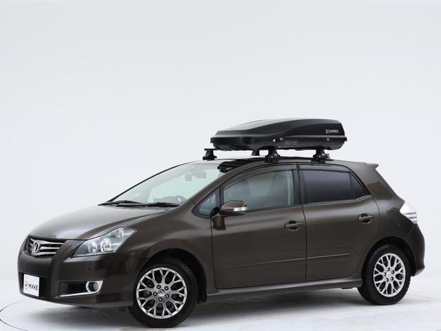 トヨタ G バージョンL 4WD/本革シート/ルーフボックス/ドラレコ