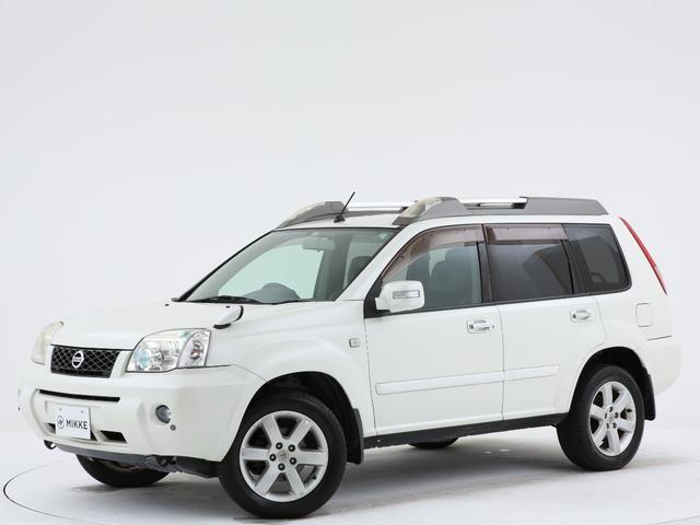 日産 X ユーザー様買取車両/ハイパールーフレール