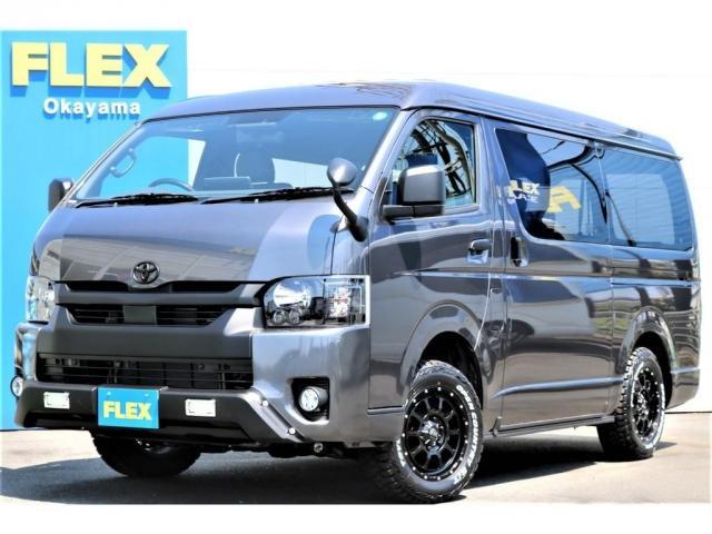 トヨタ スーパーGL ダークプライムII 新車 ダークプライムII トヨタセーフティセンス 両側パワースライドドア パノラミックビューモニター デジタルインナーミラー インテリジェントクリアランスソナー 寒冷地仕様 ミラーヒーター 100V