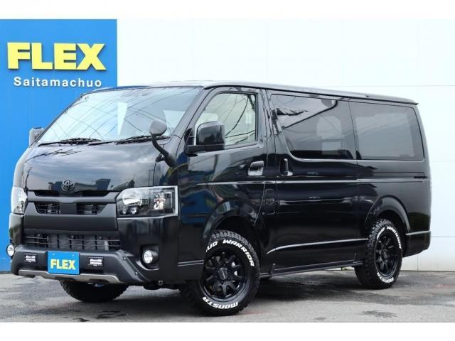 トヨタ スーパーGL ダークプライムII オフロードパッケージ ブラックエディション
