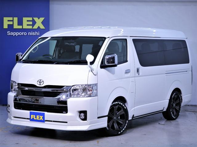 トヨタ GL FLEX Ver1内装 BIG-Xドライブレコーダー