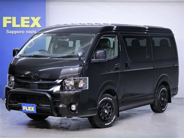 トヨタ GL FLEX Ver1内装 BlackEdition