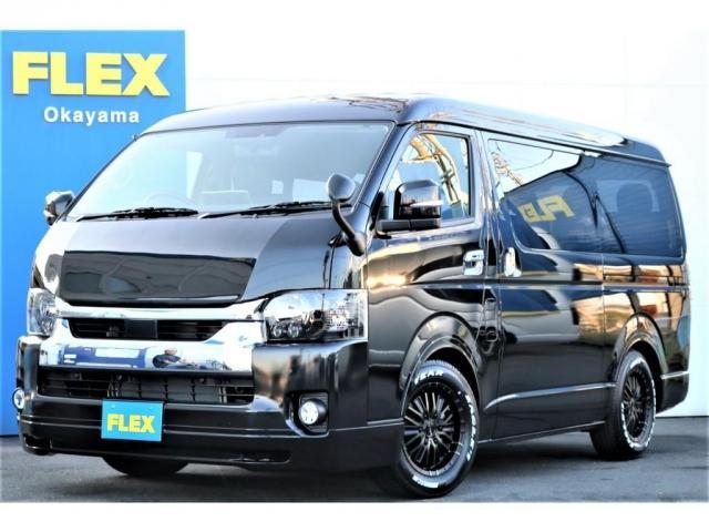 トヨタ GL ロング 改良モデル 新車 ワゴンGL ガソリン 2WD トヨタセーフティセンス LEDヘッドランプ パワースライドドア パノラミックビューモニター デジタルインナーミラー インテリジェントクリアランスソナー