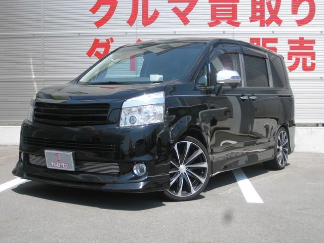 トヨタ ZS 煌 社外エアロAW 車高調 フリップダウン 両スラ