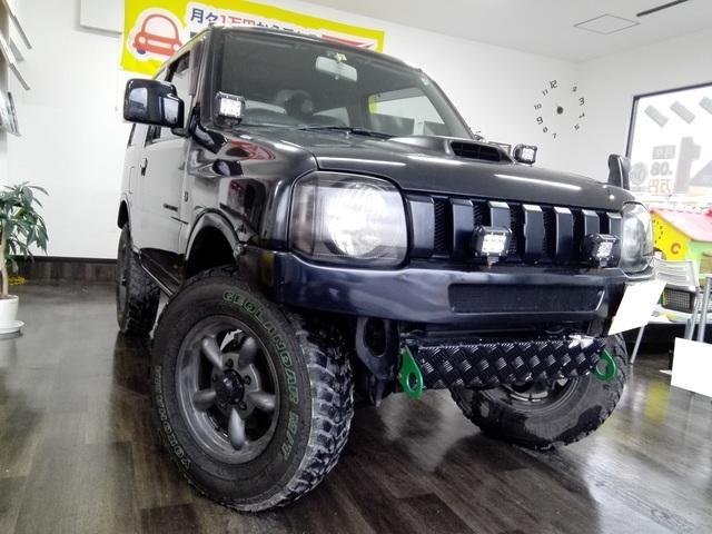 スズキ ランドベンチャー 切り替え4WD ターボ HID