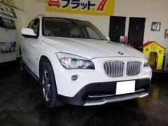 BMW X1xDrive 25i 4WD HDDナビ Bカメラ SR