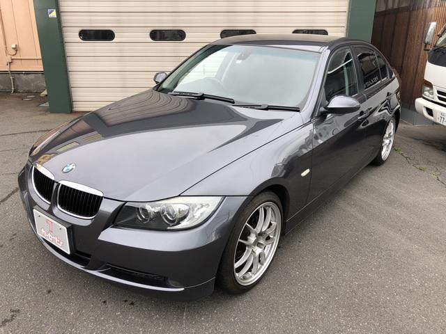 BMW 3シリーズ 320i 純正ホイール スタッドレス (検31.7)