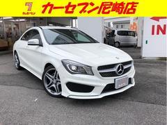 M・ベンツCLA250ブラックハーフレザー・ナビ・TV