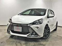 アクアG G's・買取車・純正メモリーナビ・地デジ・ETC