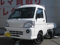 ハイゼットトラックジャンボ AT SDナビ ワンセグ AC PS エアB