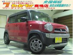 ハスラーG マニュアル5速 ナビTV バックモニター シートヒーター