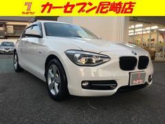 BMW116i スポーツ パーキングサポート