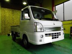 ミニキャブトラックG 4WD MT エアコン