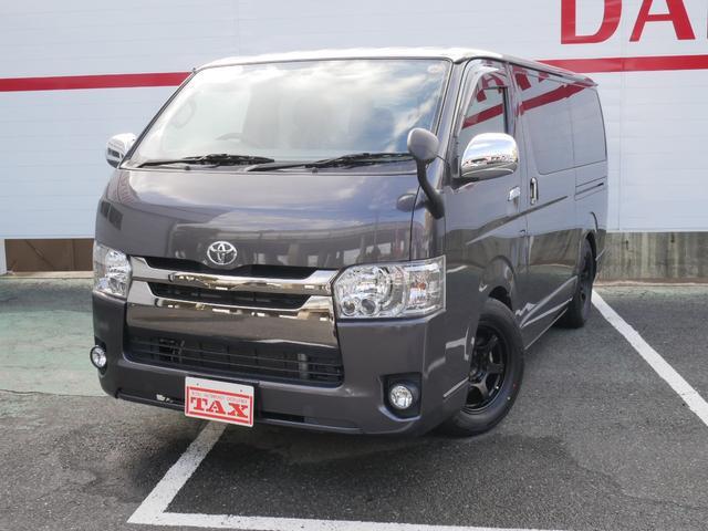 トヨタ ダークプライム  新品 レイズ グラムライツ 両側パワスラ