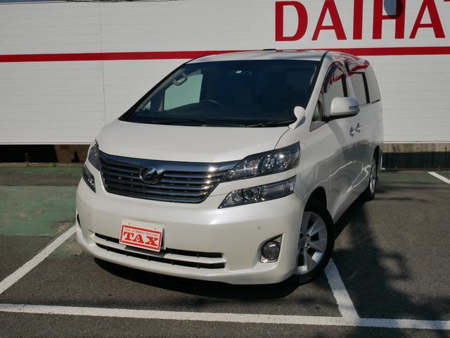 トヨタ 3.5V Lエディション プレミアムサウンド Pバックドア