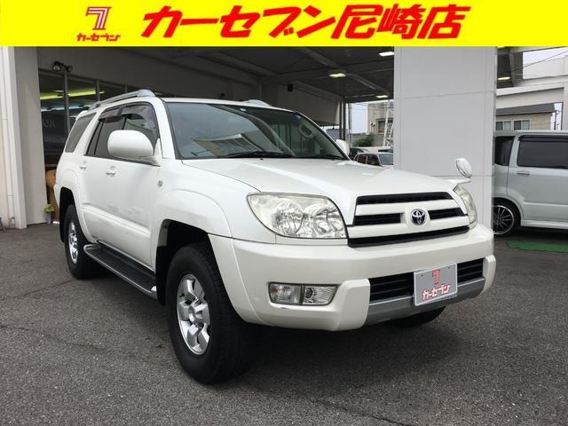 トヨタ SSR-X 4WD 純正ナビ・バックカメラ