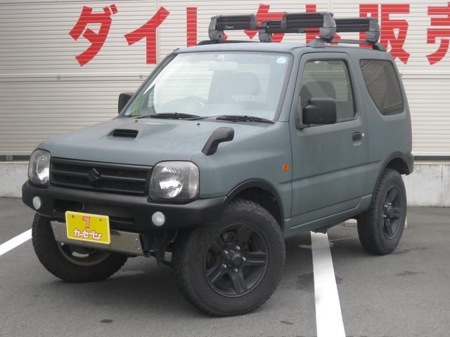 スズキ ワイルドウインド ターボ 4WD 全塗装 ナビTV 純正AW
