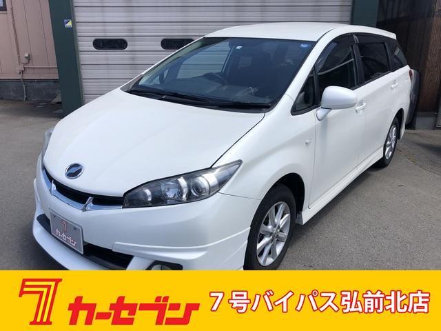 トヨタ 1.8S ナビ TV CD 4WD