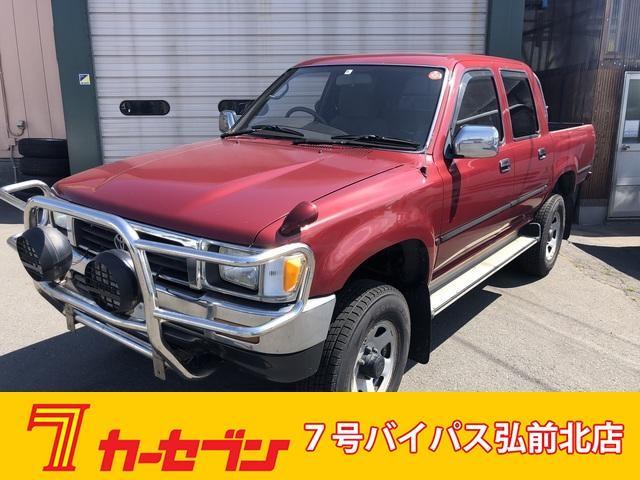 トヨタ ダブルキャブ SSR-X