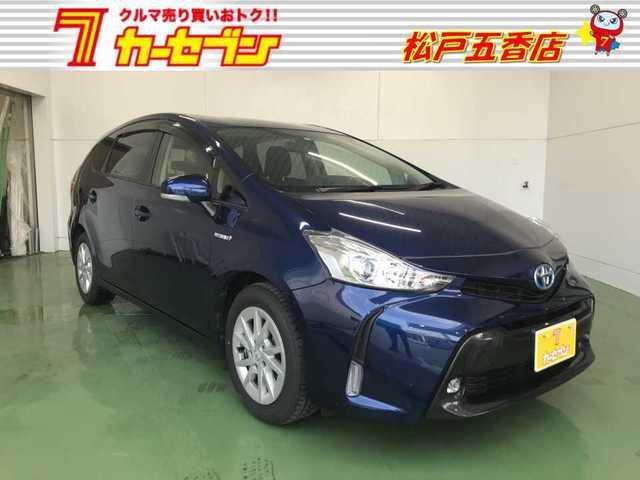 トヨタ S TVナビ ワンオーナー ETC