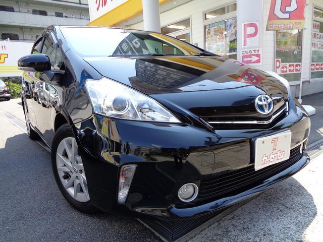 トヨタ S ワンオーナー・禁煙・ナビ・TV・スマートキー