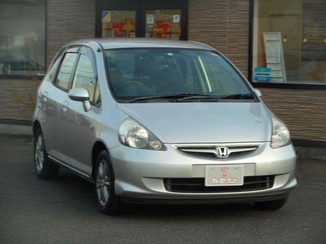 「ホンダ」「フィット」「コンパクトカー」「茨城県」の中古車