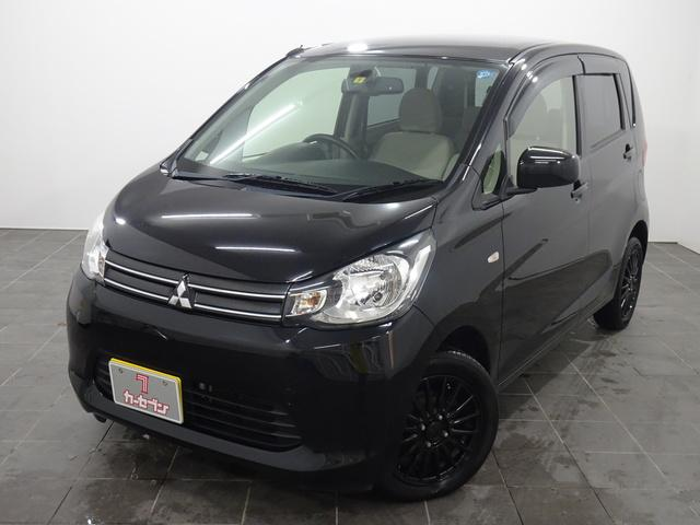 三菱 G 4WD 純正ナビ/ミラーバックモニター/シートヒーター