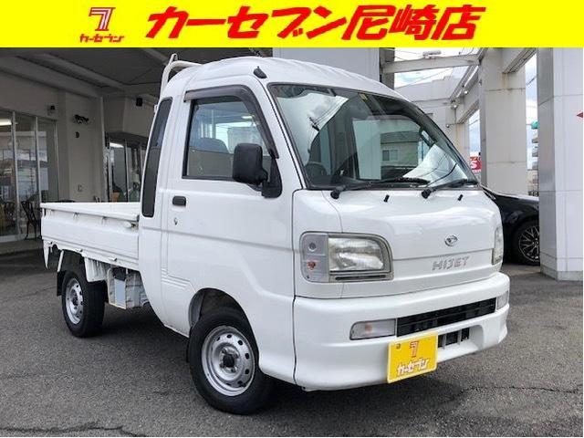 ジャンボ 4WD車・リア三方開・エアコン・純正ラバーマット(1枚目)
