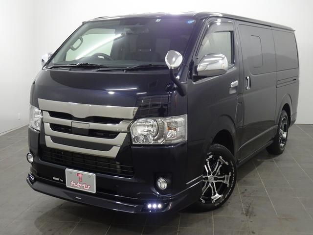トヨタ スーパーGL ダークプライム 4WD/リアヒーター付き/