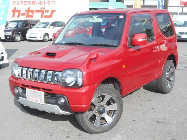 スズキ クロスアドベンチャーXC 4WD ユーザー買取車