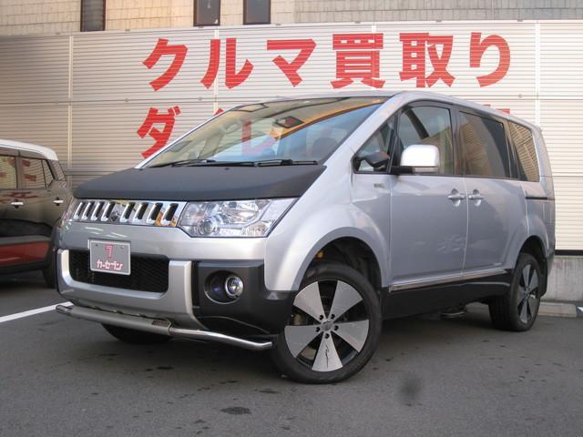 三菱 エクシード2 4WD ワンオーナー 禁煙 電スラ ドラレコ