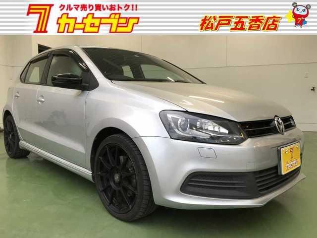 「フォルクスワーゲン」「VW ポロ」「コンパクトカー」「千葉県」の中古車