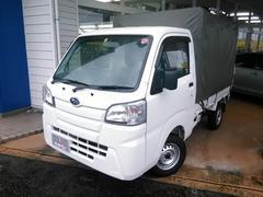 サンバートラックTB エアコン パワステ 4WD 5MT 禁煙車