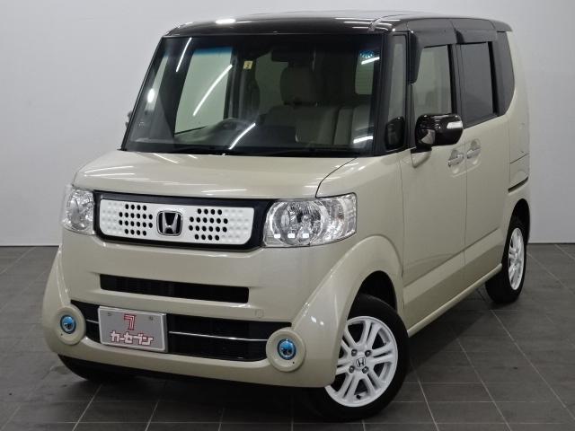 ホンダ G・ターボLパッケージ 4WD 社外ナビ/TV/エンスタ