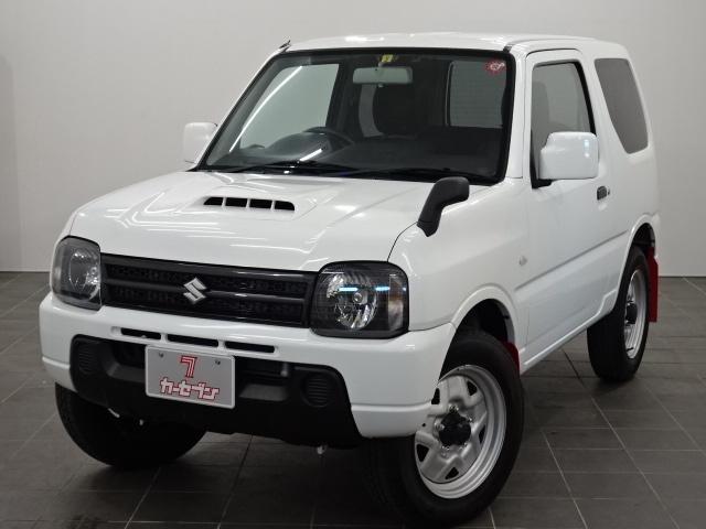 スズキ ジムニー XGターボ 4WD 社外オーディオ/5速MT/ETC