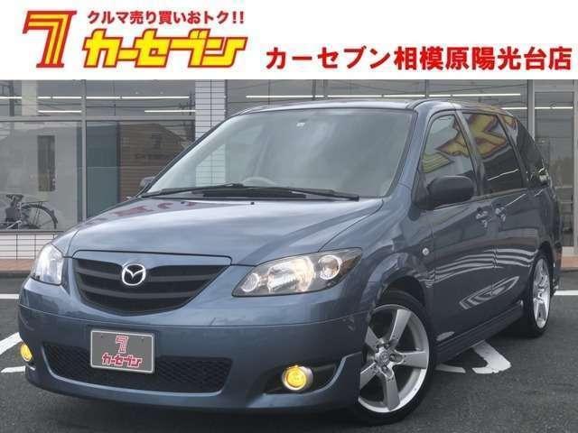 マツダ MPV スポーツ ETC 車高調 タワーバー
