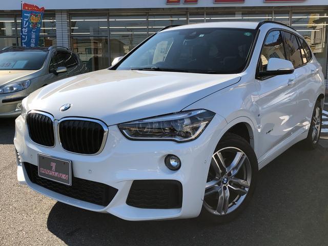 BMW sDrive 18i Mスポーツ インテリジェントセーフティ HDDナビ バックカメラ ETC LEDヘッドライト