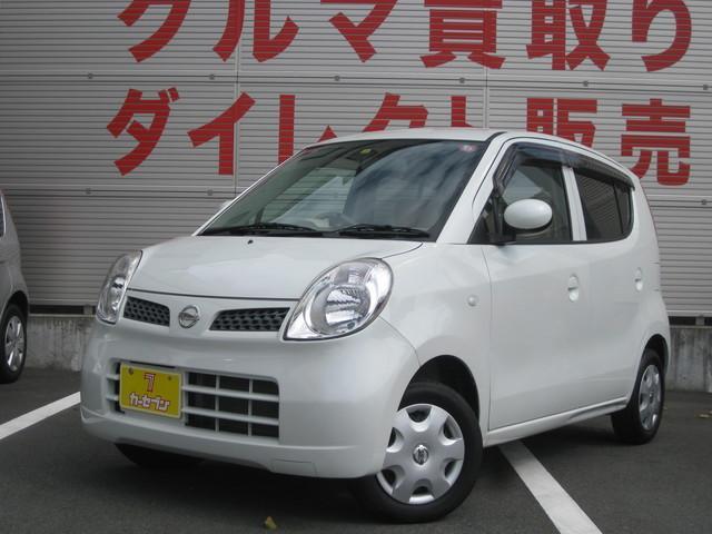 日産 S キーレス/CD/ETC/ベンチシート