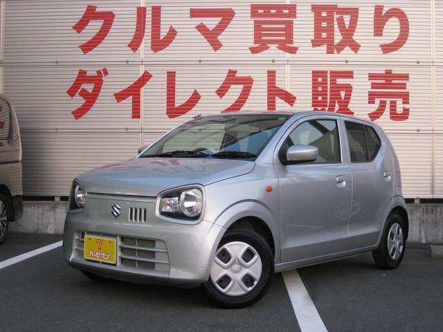 スズキ S 車検令和4年3月19日まで/CD/キーレス/アイドリングストップ/電動格納ミラー/ABS/Wエアバッグ/ライトレベライザー