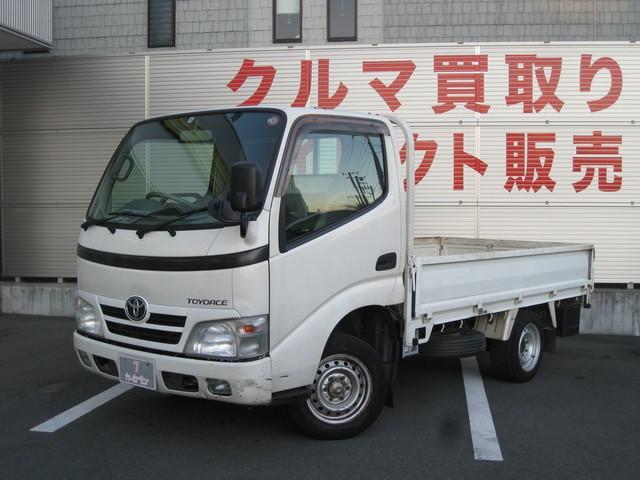 トヨタ Sシングルジャストロー ワンオーナー/5速チルトキャビン/マニュアル/エアコン/マット/バイザー