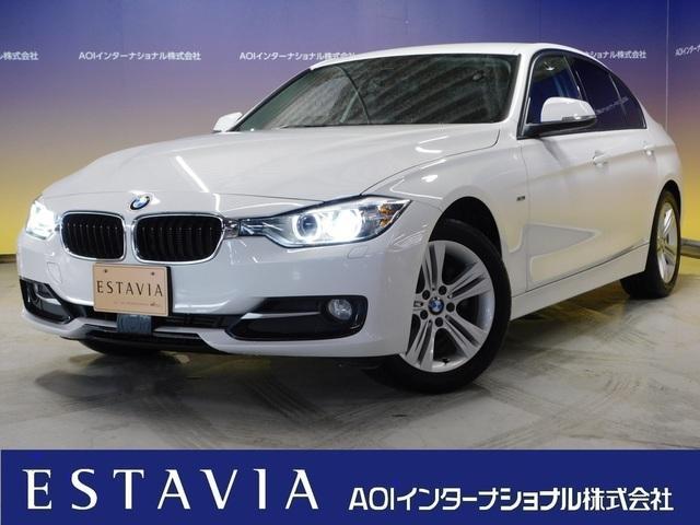 BMW 320d スポーツ ワンオーナー車 純正HDDナビ フルTV Bカメラ ETC オートHID 追従クルコン
