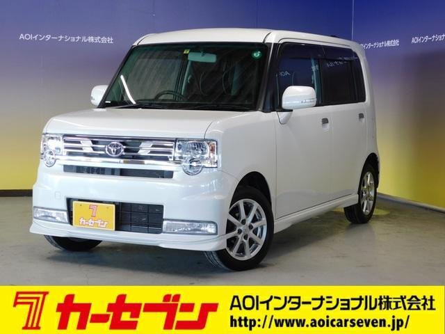 トヨタ カスタム G オートHIDヘッドライト CD ISTOP
