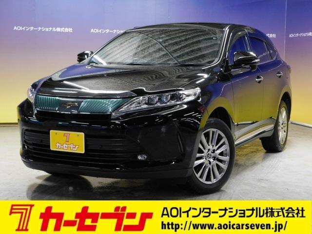 トヨタ プレミアム アルパイン10インチナビ フルセグTV セーフティセンス LEDオートライト 追従クルコン コンビシート パワーリヤゲート バックカメラ