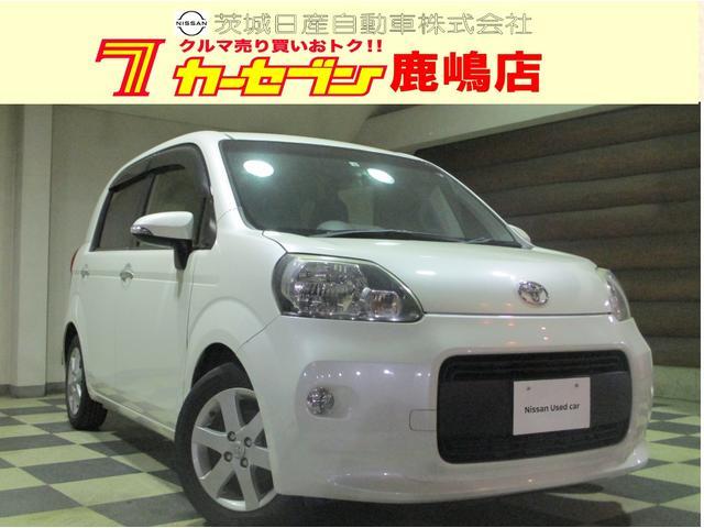トヨタ ポルテ G ナビTV バックカメラ オートスライドドア シートヒーター HID ETC 禁煙車