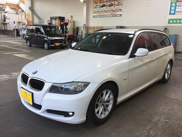 BMW 3シリーズ 320iツーリング 純正ナビ ETC HIDヘッド キーレス
