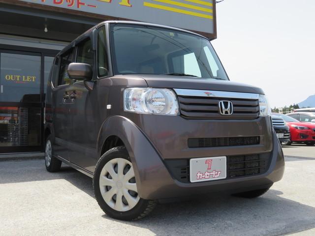 ホンダ G 1年走行無制限保証 フルセグTV アイドリングストップ 横滑り防止 スマートキー 4WD 車検整備付